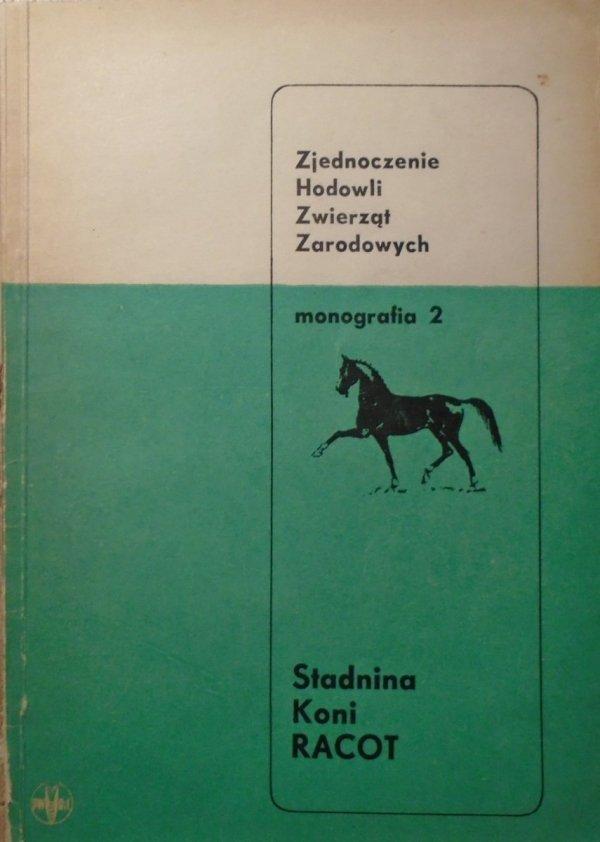 Stanisław Hay, Romuald Wołkowski • Stadnina koni Racot [monografia]