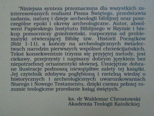 ks. Stanisław Gądecki • Archeologia biblijna [komplet]
