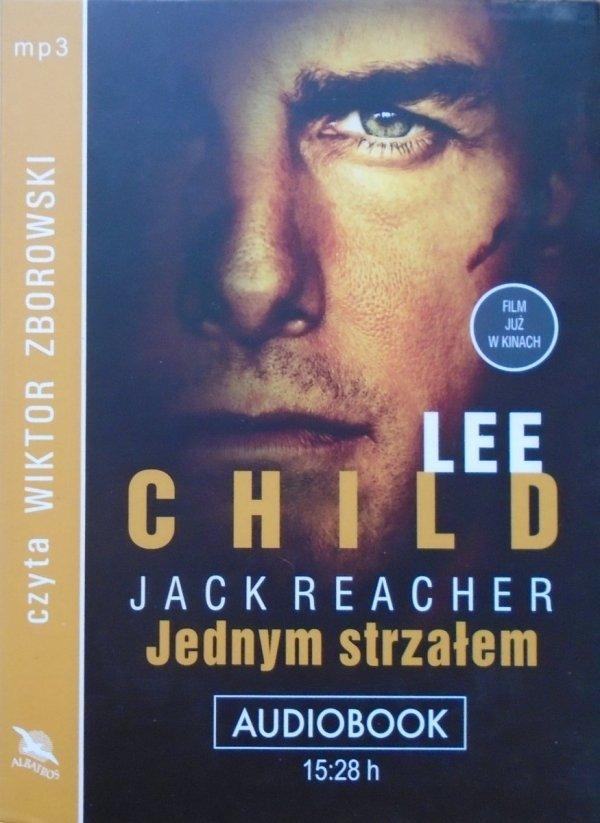 Lee Child • Jack Reacher. Jednym strzałem [audiobook]