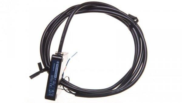 Czujnik fotoelektryczny Sn=30mm 24V DC 3-przewodowy (2m) XUVH0312