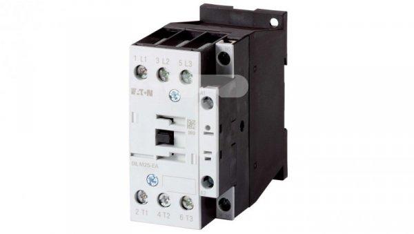 Stycznik mocy 25A 3P 230V AC 1Z 0R DILM25-10-EA(230V50HZ,240V60HZ) 189913