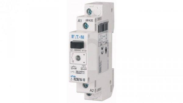 Przekaźnik instalacyjny 16A 1Z 24V DC z diodą LED Z-R23/16-10 ICS-R16D024B100