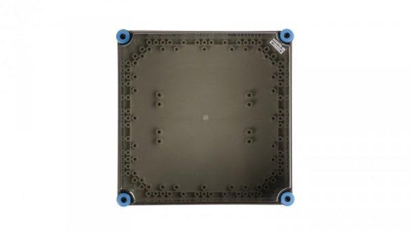 Skrzynka 300x300x214mm IP65 pokrywa przezroczysta Mi 80210 HPL00005