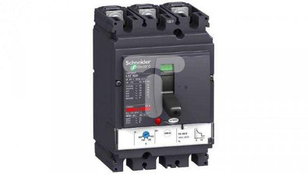 Wyłącznik mocy 160A 3P 36kA Compact NSX160F 3P3D TM160D LV430630