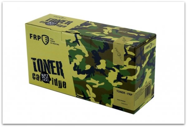 TONER DO HP LaserJet P1006, 1005, Canon lbp 3018, zamiennik CB435A / CRG-312 / CRG-712 Czarny