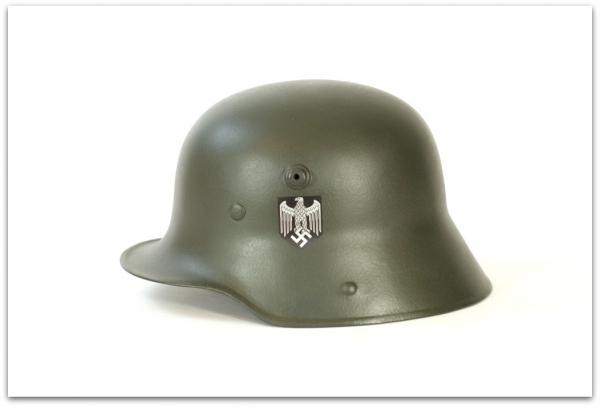 HEŁM NIEMIECKI M16 WEHRMACHT - FELDGRAU