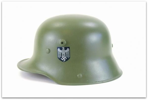 MH092 HEŁM NIEMIECKI M16 WEHRMACHT - APFELGRUN