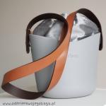 Pasek bezzaczepowy HYMOBASKET skóra 3 CM - max. dł. 115 cm