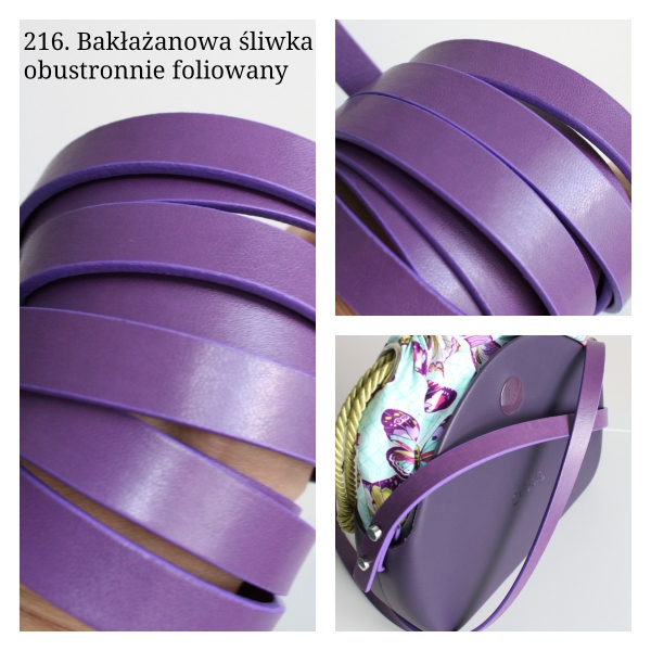"""""""HYMOŁEZKI"""" - SKÓRA 2 CM (!!CENA ZA 4 SZT.!!)"""