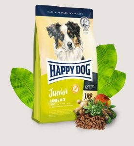 Happy Dog Dog  Junior Jagnięcina i Ryż  4kg