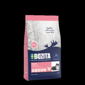 Bozita Naturals light 2,4kg