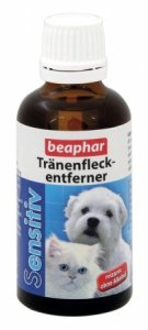 Beaphar Tranenfleckentferner płyn do pielęgnacji okolic oczu i uszu 50ml