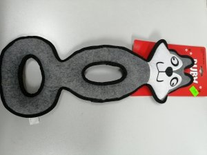 Buba lis pluszowy chytrusek  40cm