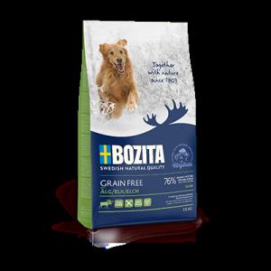 Bozita Adult Grain Free Łoś 3,5kg