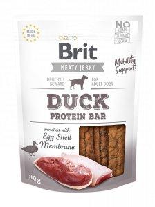 Brit Jerky Snack–Duck Protein bar 80g