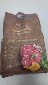 Fitmin dog Purity Grain free adult  Mini Beef 4kg