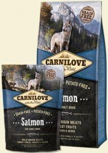Carnilove Salmon Adult łosoś 1,5kg