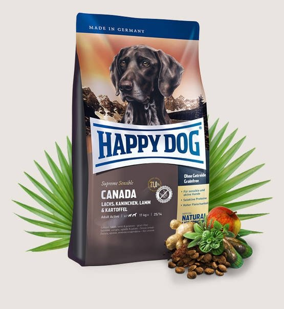 Happy Dog Fit & Well Supreme Irland 4kg