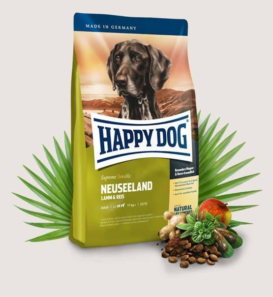 Happy Dog Fit & Well Supreme Nauseeland 12,5kg