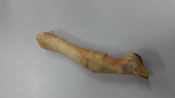 Łapka jagnięca naturalny gryzak dla psa