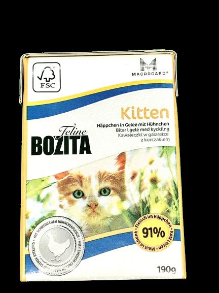 Bozita Kitten w kartoniku