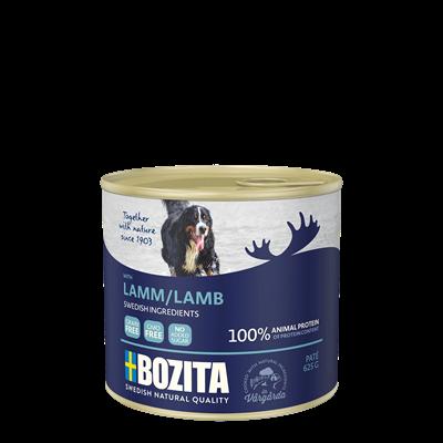 Bozita pies jagnięcina puszka 625g