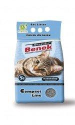 Super Benek Compact żwirek dla kota 5l