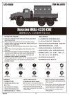 Trumpeter 01071 Russian URAL-4320 CHZ 1/35