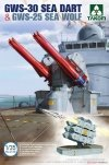 Takom 2138 GWS-30 Sea Dart & GWS-25 Sea Wolf 1/35