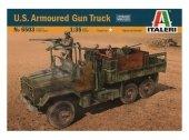Italeri 6503 U.S. Armoured Gun Truck (1:35)