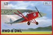 IBG 72502 RWD-8 DWL (1:72)