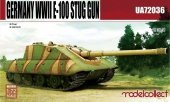 Modelcollect UA72036 German WWII E-100 Stug Gun (1:72)