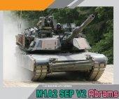 Dragon 3556 M1A2 SEP V2 Abrams (1:35)