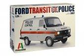 Italeri 3657 FORD TRANSIT UK POLICE (1:24)