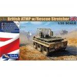 Gecko Models 35GM035 British ATMP w/Rescue Stretchers 1/35