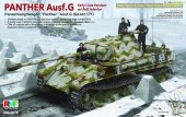 Rye Field Model 5016 Panther Ausf.G Early/Late w/full interior 1/35