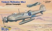 Valom 72090 Vickers Wellesley Mk.I (African campaign) 1:72
