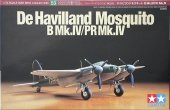 Tamiya 60753 De Havilland Mosquito B Mk.IV/PR Mk.IV (1:72)