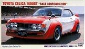 Hasegawa HC16 TOYOTA CELICA 1600GT Race Configuration (1:24)