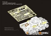 Voyager Model PE351076 WWII French R35 Light Tank Upgrade Set for Tamiya 1/35
