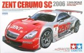 Tamiya 24303 ZENT Cerumo SC 2006 (1:24)