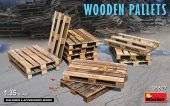 MiniArt 35627 WOODEN PALLETS 1/35