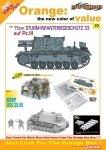 Cyber Hobby 9123 15cm Sturm-Infanteriegesc<br />hutz 33 Ausf. Pz III w/ German 6th Army Stalingrad 1942/43 (1:35)