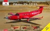 Amodel 72256 Pilatus PS-12/45 1/72
