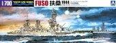 Aoshima 00097 IJN Battleship Fuso 1944 Retake 1:700