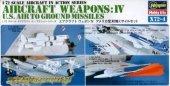 Hasegawa X72-4 US Aircraft weapons IV (1:72)