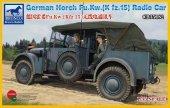 Bronco CB35182 German Horch Fu.Kw. (Kfz. 15) Radio Car