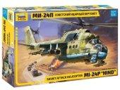 Zvezda 7315 MI-24P HIND SOVIET ATTACK HELICOPTER (1:72)