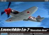 Academy 12304 Lavochkin La-7 Russian Ace 1:48
