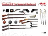 ICM 35022 Weapons and equipment of American Civil War 1/35